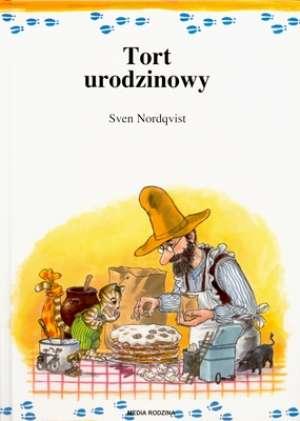 Tort urodzinowy - okładka książki