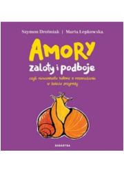Amory zaloty i podboje - okładka książki