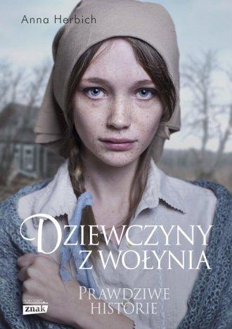 Dziewczyny z Wołynia - okładka książki