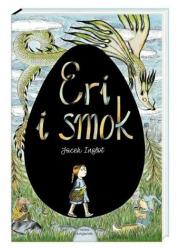 Eri i smok - okładka książki