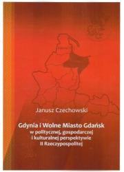Gdynia i Wolne Miasto Gdańsk w - okładka książki