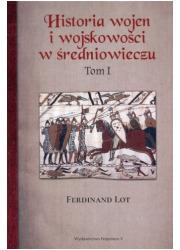 Historia wojen i wojskowości w - okładka książki