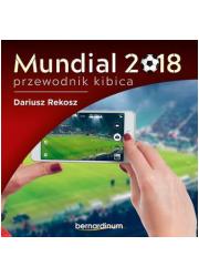 Mundial 2018 - okładka książki