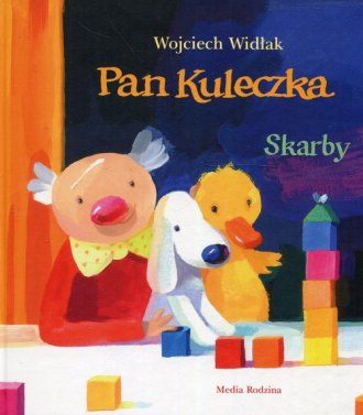Pan Kuleczka. Skarby - okładka książki
