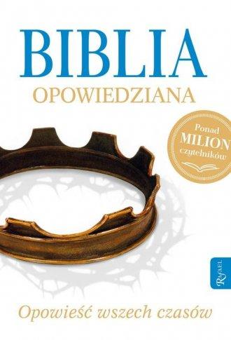 Biblia opowiedziana - okładka książki