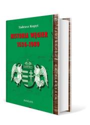 Historia Węgier 1526-1989 - okładka książki