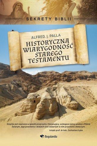 Historyczna wiarygodność Starego - okładka książki