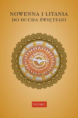 Nowenna i litania do Ducha Świętego - okładka książki