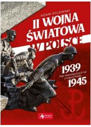II wojna światowa w Polsce - okładka książki