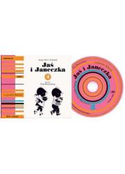Jaś i Janeczka 3 (+ CD) - pudełko audiobooku