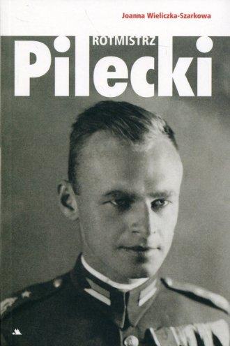 Rotmistrz Witold Pilecki - okładka książki