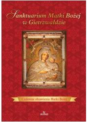 Sanktuarium Matki Bożej w Gietrzwałdzie - okładka książki