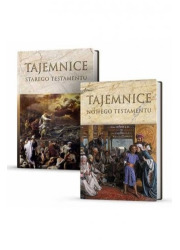 Tajemnice StaregoTestamentu / Tajemnice - okładka książki