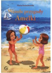 Wesołe przygody Amelki cz. 3 - okładka książki