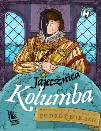 Jajecznica Kolumba - okładka książki