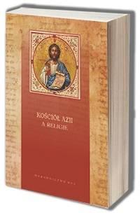 Kościół Azji a religie. Seria: - okładka książki