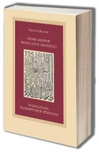 Niderlandzkie przykładne opowieści - okładka książki