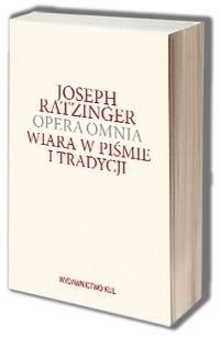 Opera Omnia. Tom IX/1. Wiara w - okładka książki