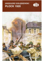 Płock 1920 - okładka książki