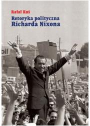 Retoryka polityczna Richarda Nixona - okładka książki