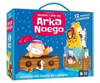 Składaj i baw się Arka Noego - zdjęcie zabawki, gry