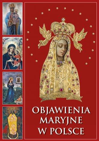 Objawienia Maryjne w Polsce - okładka książki