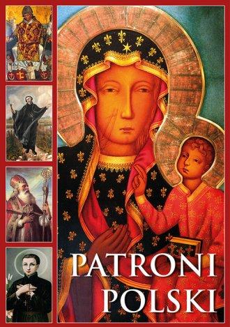 Patroni Polski - okładka książki