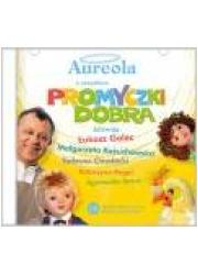 Aureola z zespołem Promyczki Dobra - okładka płyty
