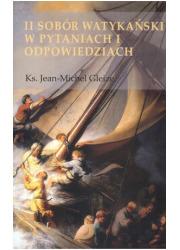 II Sobór Watykański w pytaniach - okładka książki