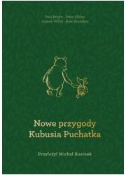 Nowe przygody Kubusia Puchatka - okładka książki