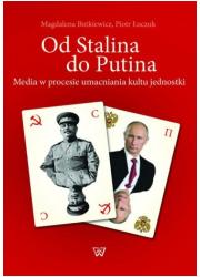 Od Stalina do Putina. Media w procesie - okładka książki