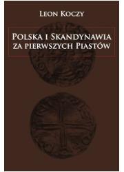 Polska i Skandynawia za pierwszych - okładka książki