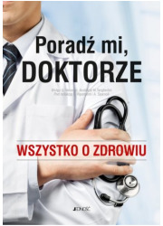 Poradź mi, doktorze - okładka książki