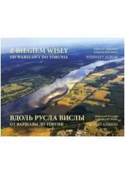Z biegiem Wisły od Warszawy do - okładka książki