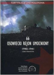 66 Osowiecki rejon umocniony 1940-1941. - okładka książki