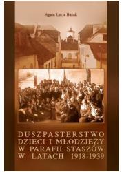 Duszpasterstwo dzieci i młodzieży - okładka książki