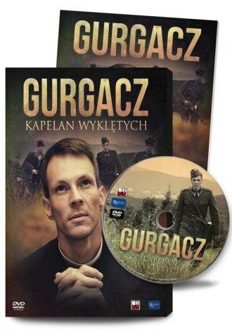 Gurgacz. Kapelan Wyklętych - okładka książki