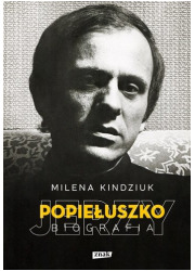 Jerzy Popiełuszko. Biografia - okładka książki