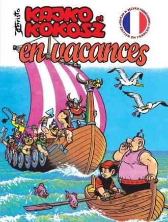 Kajko i Kokosz / Kajko et Kokoche - okładka książki