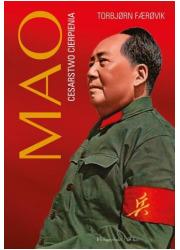 Mao. Cesarstwo cierpienia - okładka książki