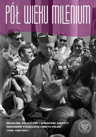 Pół wieku Milenium. Religijne, - okładka książki