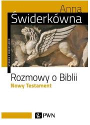 Rozmowy o Biblii. Nowy Testament - okładka książki
