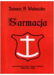 Sarmacja - okładka książki