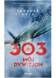 303 Mój dywizjon - okładka książki