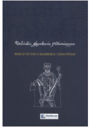 Biskup Otton z Bambergu i jego - okładka książki