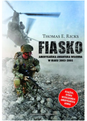 Fiasko. Amerykańska awantura wojenna - okładka książki