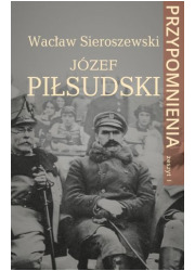 Józef Piłsudski. Przypomnienia. - okładka książki