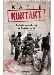 Kontakt. Polskie specsłużby w Afganistanie - okładka książki