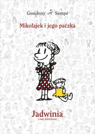 Mikołajek i jego paczka. Jadwinia - okładka książki
