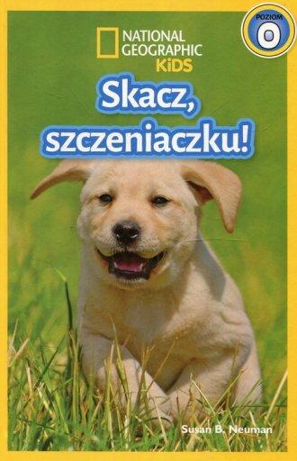 National Geographic Kids Skacz - okładka książki